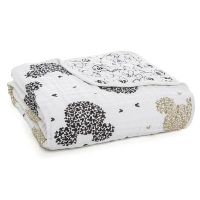 Aden Anais Kuscheldecke Dream Blanket, Mickeys 90th - Scatter