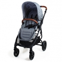 Valco Baby Snap Ultra Trend, Grey Marle