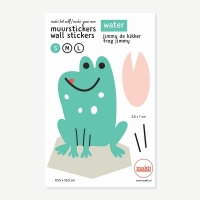 Makii Wandsticker, Frosch Jimmi
