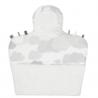 Snoozebaby Wickelmatte Easy Changing, Star White