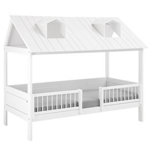 Lifetime Kidsrooms Beach House, 90 x 200 cm, weiss lackiert