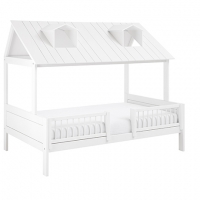 Lifetime Kidsrooms Beach House, 120 x 200 cm, weiss lackiert