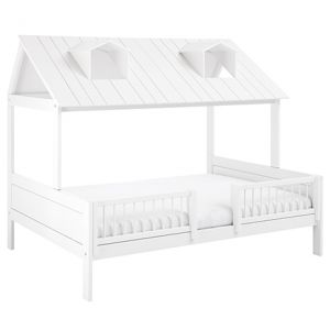 Lifetime Kidsrooms Beach House, 140 x 200 cm, weiss lackiert