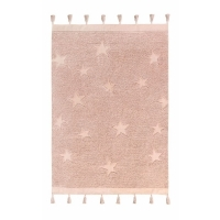 Lorena Canals Teppich Hippy Stars Vintage Nude, 120 x 175