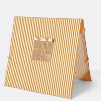 Ferm Living Zelt, Curry Thin Striped
