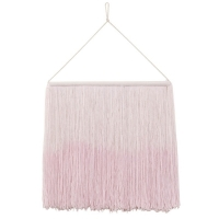 Lorena Canals Wall Hanging Tie-Dye Rosa