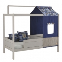 Lifetime Kidsrooms Zelt Sektion Blue Camo