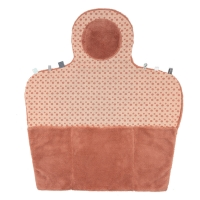 Snoozebaby Wickelmatte Easy Changing, Dusty Rose