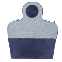 Snoozebaby Wickelmatte Easy Changing, Midnight Blue