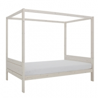 Lifetime Kidsrooms Himmelbett, Whitewash