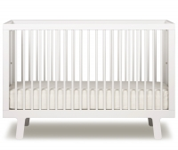 Oeuf NYC Babybett Sparrow, Weiss
