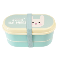 Rex London Bento Lunch Box, Bonny The Bunny