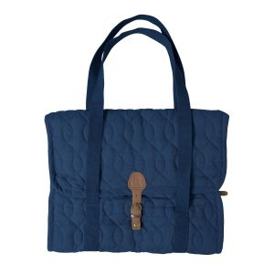 sebra Wickeltasche, royal blue