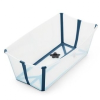 STOKKE Flexi Bath, Transparent Blue