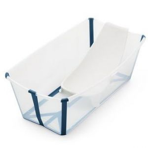 STOKKE Flexi Bath Bundle, Transparent Blue