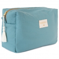 NOBODINOZ wasserdichte Windeltasche Diva - Magic Green