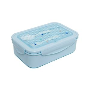 Petit Monkey Bento Lunch Box, blau