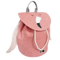 Trixie Mini Kinderrucksack, Mrs. Flamingo