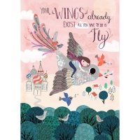 Petit Monkey Poster, Your Wings