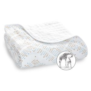 Aden Anais Kuscheldecke Dream Blanket - Hear Me Roar