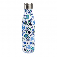 Rex London Edelstahl Thermosflasche, Folk Doves