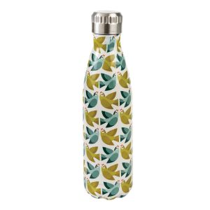 Rex London Edelstahl Thermosflasche, Love Birds