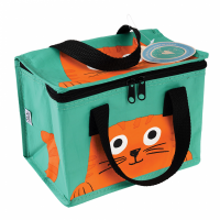 Rex London isolierte Tasche Lunch Bag - Chester The Cat