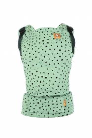 Tula Half-Buckle Babytrage, Mint Chip