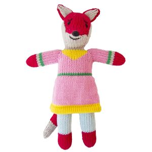 Global Affair Kuscheltier Fuchs, rosa
