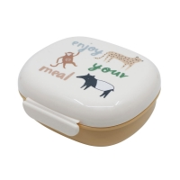Sebra Lunch Box, Wildtiere