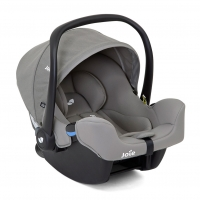 Joie i-Snug Babyschale, Grey Flannel 2020