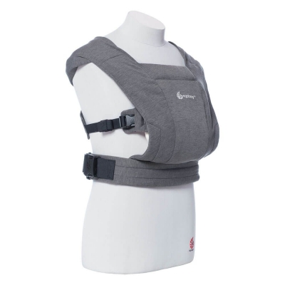 Ergobaby Embrace Babytrage, Heather Grey