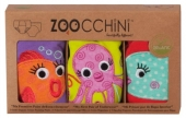 ZOOCCHINI Training Pants Girls aus Bio-Baumwolle - Ocean Friends (3-4 Jahre)
