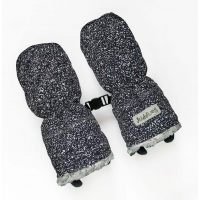 Juddlies Handschuhe, Salt & Pepper Black