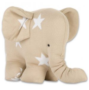 Baby`s Only Elefant, beige