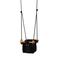 Solvej Swings Schaukel Baby & Kleinkind Classic, Coral Black
