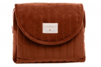 NOBODINOZ Windeltasche Savanna Maternity Case - Wild Brown
