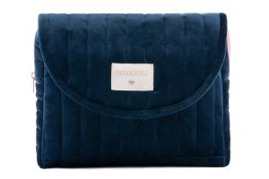 NOBODINOZ Windeltasche Savanna Maternity Case - Night Blue
