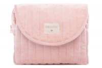 NOBODINOZ Windeltasche Savanna Maternity Case - Bloom Pink