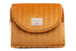 NOBODINOZ Windeltasche Savanna Maternity Case - Fariente Yellow