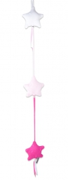 Baby`s Only Sternenkette, rosa