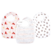 Aden + Anais Lätzchen Snap Bibs, 3er Pack - picked for you