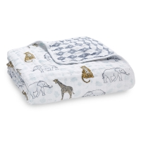 Aden Anais Kuscheldecke Dream Blanket - Jungle