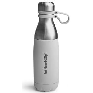 Herobility Thermosflasche HeroGo 500ml - grau