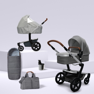 JOOLZ Day+ Kinderwagen Plus Set, Radiant Grey