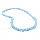 Milkii Stillkette Kaukette, Small Pearls Big, Aqua