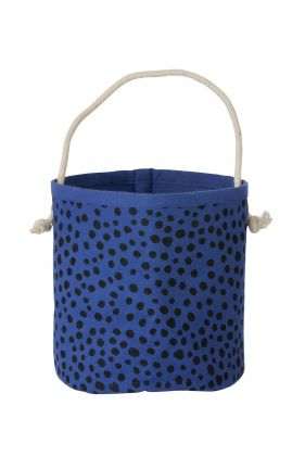 Ferm Living Mini Basket, blau