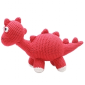 NatureZoo of Denmark XL-Spieltier, 40 cm hoch - Miss Dino