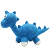 NatureZoo of Denmark XL-Spieltier, 40 cm hoch - Mr. Dino