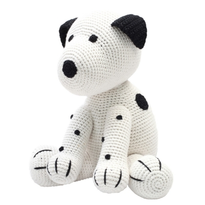NatureZoo of Denmark XL-Spieltier, 40 cm hoch - Mr. Dog